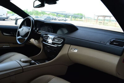 Mercedes-Benz CL Coupé
