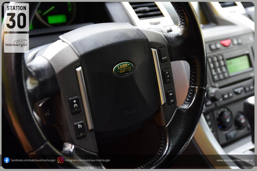 Land Rover - Range Rover Sport