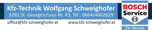 Kfz - Technik Schweighofer St. Georgen an der Leys