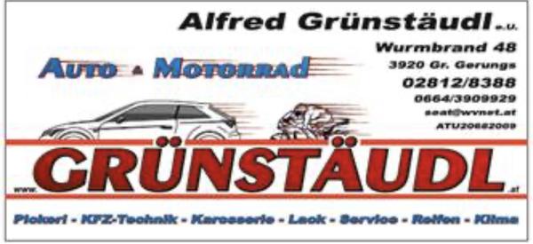Autohaus Grünstäudl Groß Gerungs