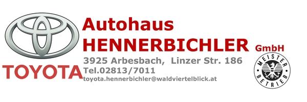 Autohaus Hennerbichler GmbH Arbesbach