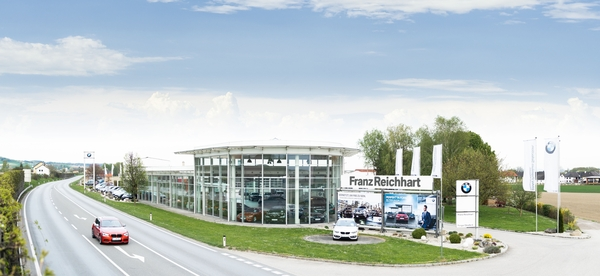 Autohaus F.Reichhart GmbH. Mauthausen