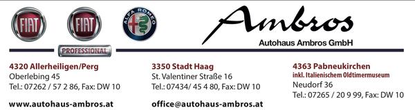 Autohaus Ambros GmbH Allerheiligen/Perg