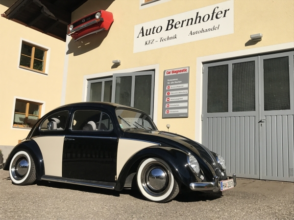 Auto Bernhofer Scheffau a Tgb.