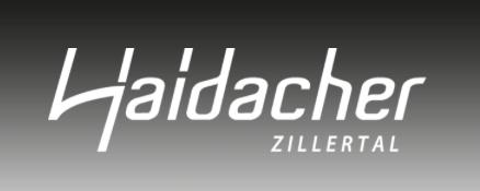 Autohaus Haidacher Zillertal Zell am Ziller