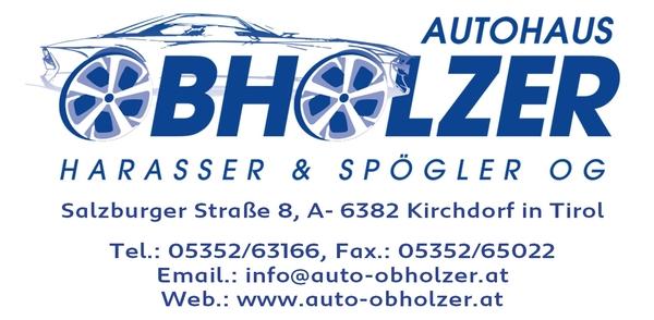 Autohaus Obholzer Harasser & Spögler OG Kirchdorf