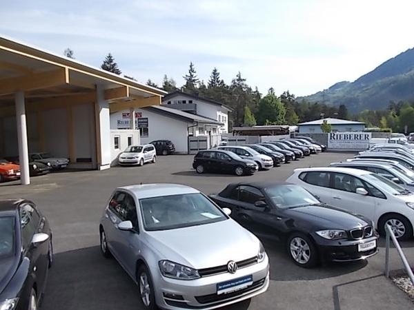 Rieberer Neu & Gebrauchtwagen Handels GmbH Ötztal-Bahnhof