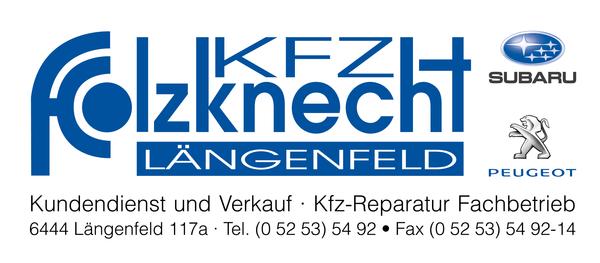 KFZ Holzknecht GmbH Längenfeld