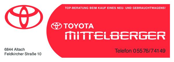 Autohaus Mittelberger GmbH & Co KG Altach