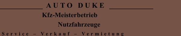 Auto Duke Hohenems