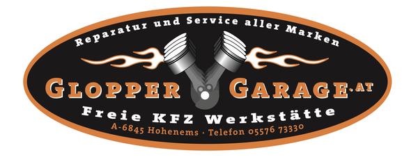 Glopper Garage / Sausenger Peter Hohenems