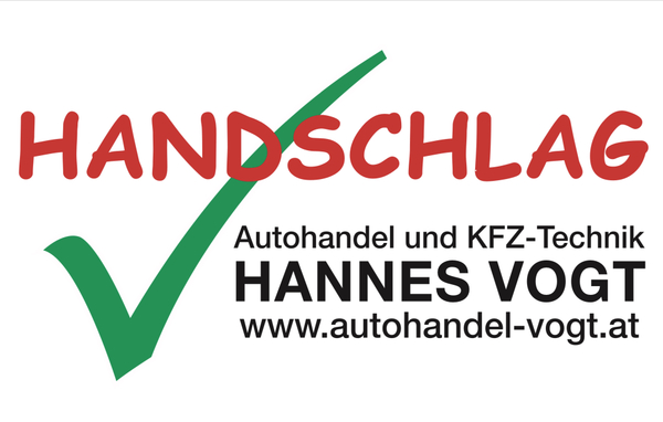 Handschlag Autohandel&KFZ Technik Hannes Vogt Doren