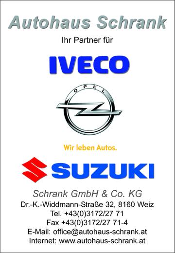 Autohaus Schrank Gmbh&CoKG Weiz