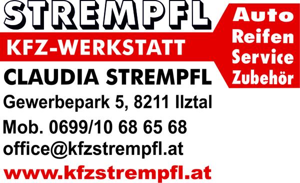 Kfz-Werkstatt Strempfl e.U. Claudia Strempfl Großpesendorf