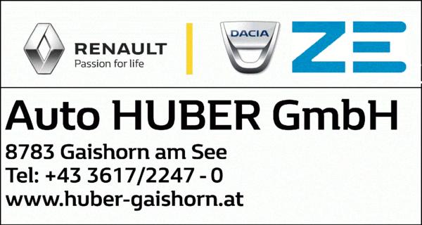 Auto Huber GmbH Gaishorn am See