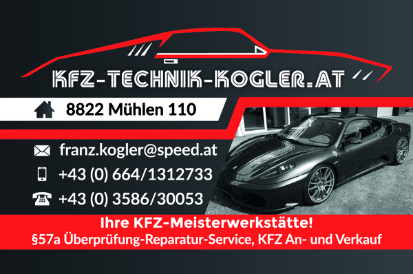 KFZ-TECHNIK FRANZ KOGLER Mühlen